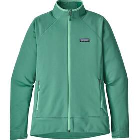 Patagonia Crosstrek Fleece Jacket Dam beryl green
